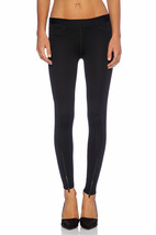 Rag & Bone Women's Lawson Premium Leggings Pants, Black Chevron image 1
