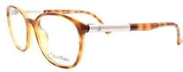 Calvin Klein CK5868 213 Women's Eyeglasses Frames 52-17-135 Blonde Havana - $52.37