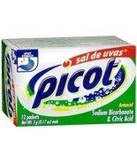 4 X Sal De Uvas Picot Effervescent Anti Acid Heartburn Upset Stomach Rel... - $24.50