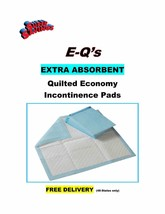 """1200-17x24"""" Quilted Adult Incontinence Pads EXTRA  ABSORBENT 20gr - $114.95"""
