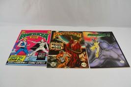 Phantacea 1 2 3 Comic Book Magazines 1977 Dave Sim Art McPherson High Gr... - $24.18