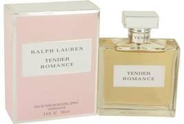 Tender Romance Perfume  By Ralph Lauren for Women 3.4 oz Eau De Parfum S... - $89.50