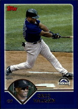2003 Topps Traded Baseball Singles #T4-T210 (Pick Your Cards) - $0.99