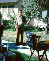 James Garner Full Length Smoking on Set the Rockford Files 16x20 Canvas Giclee - $69.99