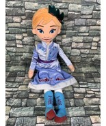 """Frozen ANNA Olaf's Frozen Adventure Holiday Special Plush 18"""" Disney Col... - $17.81"""