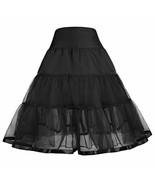 GRACE KARIN Girls Voile Layered Tutu Ruffle Skirt Dance 10-11Y CL035-1 - $16.07