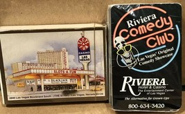 Vintage New 2 SEALED Decks Of Frontier Hotel Casino Las Vegas Playing Cards - $147.84