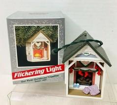 1989 First Christmas Together Magic Hallmark Christmas Tree Ornament MIB... - $28.22