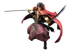 "Megahouse One Piece Portrait of Pirates: Roronoa ""Edition-Z"" Ex Model PVC Figure - $139.84"