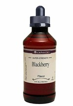 LorAnn Super Strength Blackberry Flavor, 4 ounce bottle Includes a Child... - $17.99