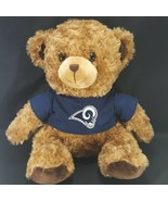 "NFL Los Angeles Rams Teddy Bear 13"" Official License Forever Collectible... - $16.82"