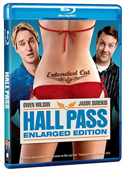 Hall Pass Extended Cut [Blu-ray]
