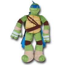 TMNT Leo Plush Backpack Green - $31.98