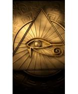 THUTMOSE HIGHEST EGYPTIAN HEKA CEREMONIAL BLACK MAGICK spell DJINN BINDING - $1,567.50