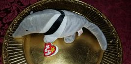 Ants the Anteater Ty Beanie Baby w/ Errors Mint Condition - $395.00