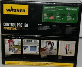 Wagner 0580678 Control Pro 130 Power Tank Airless Paint Sprayer New in Box image 5
