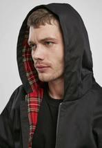 British Harrington Hooded Jacket - Black - $86.60+