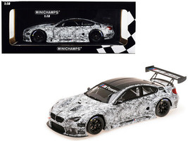 Minichamps BMW M6 GT3 Presentation SPA 2015 Limited Edition to 504 pieces - $138.59