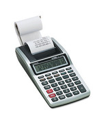 HR-8TM Handheld Calculator, 12-Digit LCD, Printing, Black casio - $44.50
