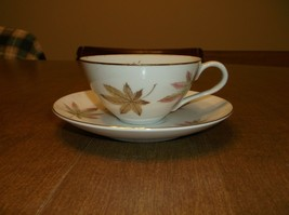 Vintage Royal Ming China Cup And Saucer - $4.00