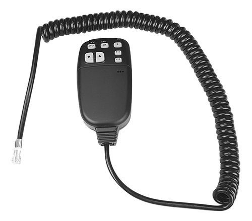 GoodQbuy DTMF Remote Control Microphone Speaker HM-98S for ICOM IC-2100H IC-2710H IC-2800H IC-2720H IC-2725E IC-2200H Car Mobile Radio with RJ45 8 pin