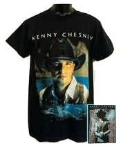 Kenny Chesney Concert Tour T-Shirt Mens Size Small Tee 2001 Country New ... - $17.67