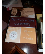 The Wiersbe Bible Commentary Old Testament - New - $20.00