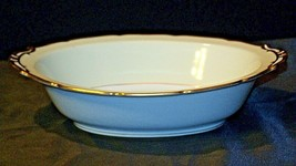 Noritake China Japan Goldora 882 Serving Bowl AA20-2138 Vintage