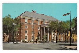 Carlisle Pennsylvania Cumberland County Court House Vintage Postcard - $5.99