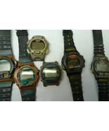 6 Vintage Timex Ironman Triathlon Men's Watches 8 LAP TO RESTORE 3 RUNNING - $285.42