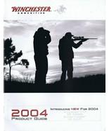 ORIGINAL Vintage 2004 Winchester Ammunition Catalog - $18.55