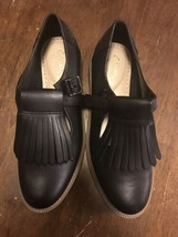 NWT Woman's Clarks Shoes Size 6.5US BLACK - $24.75