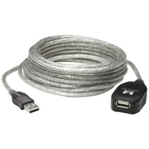 Manhattan 519779 USB 2.0 Active Extension Cable, 16ft - $32.64