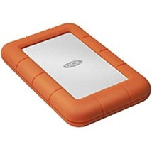 LaCie 9000633 4 TB Rugged Mini USB 3.0/2.0 Hard Drive for PC/MAC - $194.13