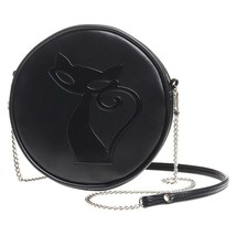 Alchemy Gothic GB8  Black Cat Bag Purse Shoulder Chain - $35.51