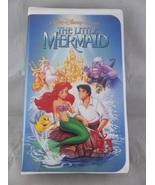 Disney's The Little Mermaid The Classics Black Diamond Clamshell VHS - $4.50