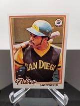 1978 Topps Dave Winfield #530 Baseball Card - $4.11