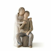 Tree You and Me, sculpted hand-painted figure You and Me - $60.60