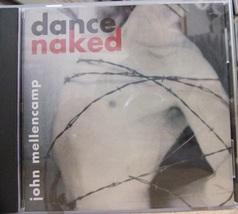 John Mellencamp-Dance Naked-1994-CD-Excellent - $7.50