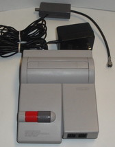 NES TOP LOADER CONSOLE BUNDLE NES-101 OEM Power Cord Nintendo Vintage Or... - $125.59