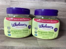 Wholesome Organic Stevia, Zero Calorie Sweetener Blend, 6 oz. -10/21 - $17.42