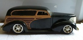Revell Ford Coupe Street Rod Panel Woody Wagon Custom Model Junkyard Lot - $23.19