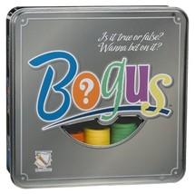 True or False: Bogus Trivia Game - $41.42