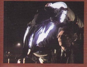 Batman Begins Movie Single Album Sticker #076 NON-SPORTS 2005 Upper Deck