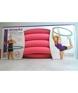 Marika 2lb Weighted Training Fitness Hoop Exercise Padded tone cardio tr... - $35.15
