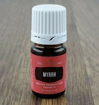 Young Living Essential Oils MYRRH 5ml NEW SEALED - $24.77