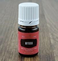 Young Living Essential Oils MYRRH 5ml NEW SEALED - $24.77