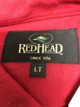 RedHead HERREN Lgtall Chamois Rot Geknöpft Hemd. Neu - $15.12