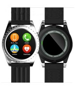 Replica of Samsung Smartwatch  virtual assistant,call answer/dial, cardi... - $59.99