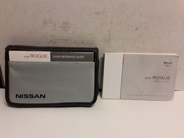 NISSAN 2008 ROGUE ORIGINAL OWNERS MANUAL & CASE by Nissan - $20.29